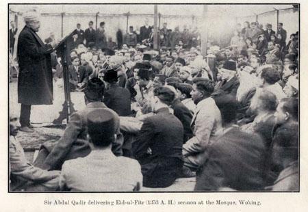 Beszéd egy 1935-ös eíden