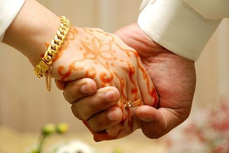 Muszlim vallás házasság